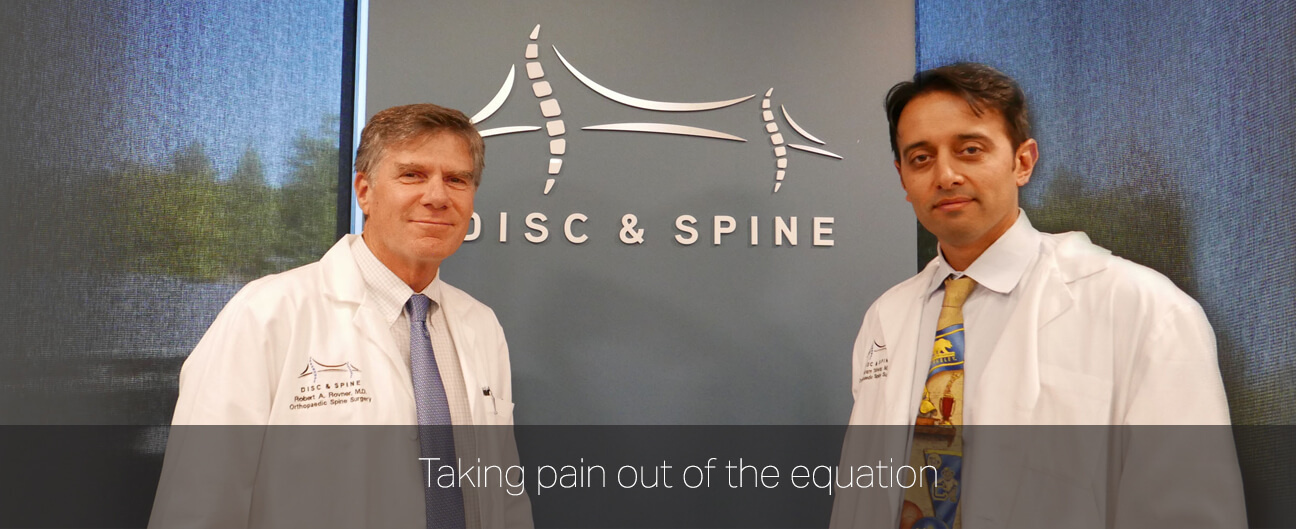 Robert A. Rovner, MD< and Vikram Tawlar, MD